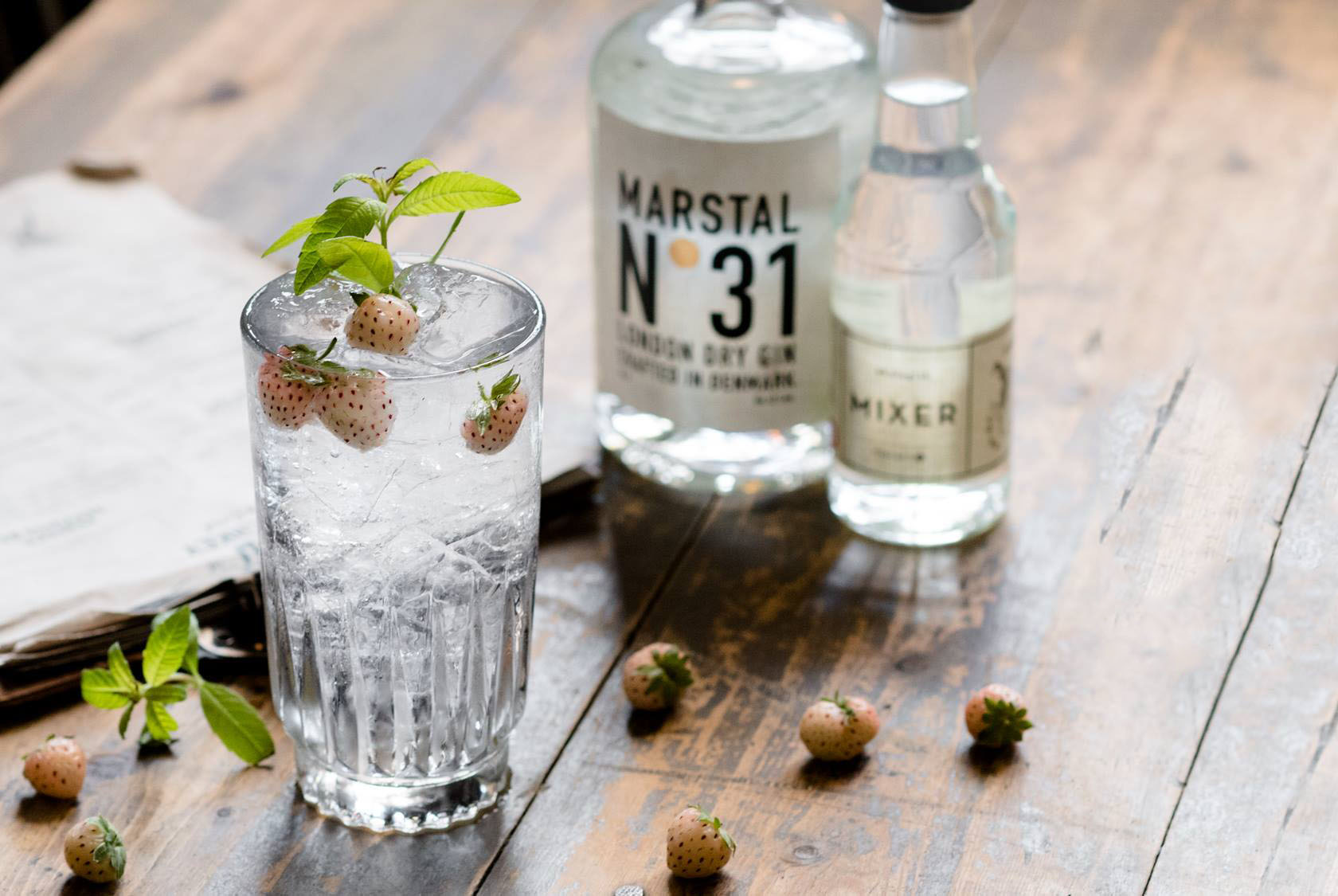 Marstal No. 31 - Our favorite cocktails