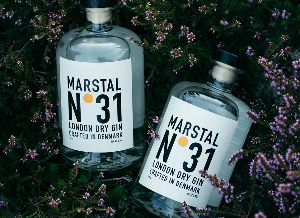 Marstal No. 31 - The gin you are about to enjoy